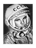 Yuri Gagarin, Russian Cosmonaut, 1961 Giclée