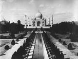 Taj Mahal  Agra  Uttar Pradesh  India  Late 19th or Early 20th Century