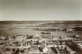 The South Bay and Cape Paul  Sevastopol  Crimea  1850S