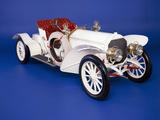 1907 Mercedes Simplex 70 Hp Sportswagen