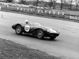 M Ward Racing a 1955 Aston Martin DB3S  Silverstone  1962
