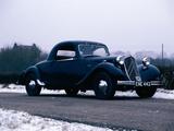 1938 Citroën 7CV Saloon
