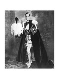 Edward  Prince of Wales as a Knight of the Garter  Early 20th Century