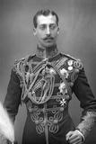Albert Victor  Duke of Clarence (1864-189)  English Prince  C1890