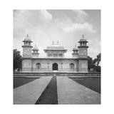 Itmad-Ud-Daulah's Tomb  Agra  India  Early 20th Century
