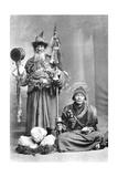 Tibetan Mendicants  C1910