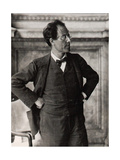 Gustav Mahler  Austrian Composer and Conductor  1900s