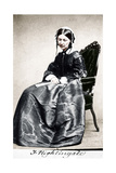 Florence Nightingale  English Nurse and Hospital Reformer  1854
