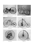The Evolution of the Bicycle  19th Century