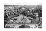 Rome as Seen from the Cupola of St Peter's  1926
