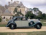 A 1938 Rolls-Royce Phantom III