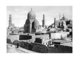 The Tombs of the Mameluks  Cairo  Egypt  C1920S