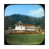 Temple of the Sacred Tooth  Kandy  Ceylon  Late 19th or Early 20th Century