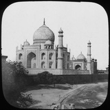 Taj Mahal  Agra  Uttar Pradesh  India  Late 19th or Early 20th Century