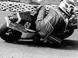 Freddie Spencer on a Honda Ns500  Belgian Grand Prix  Spa  Belgium  1982