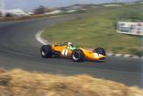 Denny Hulme  Dutch Grand Prix  Zandvoort  1968