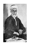 Ali Bin Hussein (1879-193)  First King of Hejaz (Al-Hija)  Saudi Arabia  1922