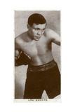 Lou Ambers  American Boxer  1938