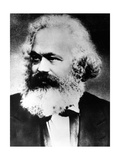 Karl Marx  German Political  Social and Economic Theorist  Late 19th Century