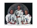 The Crew of Apollo 11  1969