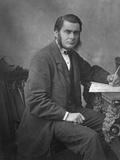 Thomas Henry Huxley  British Biologist  1866