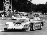 Porsche 956 Driven by Jacky Ickx and Derek Bell  1982