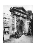 Inigo Jones Gateway  Chiswick House  London  1926-1927