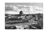 The Mosque of Omar on the Site of the Ancient Temple  Bethlehem  Israel  1926