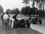 Le Mans 24 Hour Race  France  1938