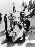 Mercedes-Benz Grand Prix Cars  C1934
