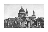 St Paul's Cathedral  London  1924-1926