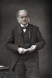 Thomas Henry Huxley (1825-189)  English Biologist  1890