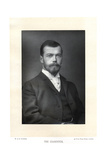 Nicholas II Tsar of Russia  as Tsarevich  C1890