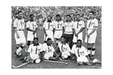 The Indian Hockey Team  Gold Medal Winners  Berlin Olympics  1936