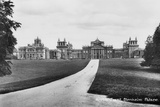 Blenheim Palace  Woodstock  Oxfordshire  Early 20th Century