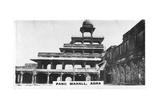 Panch Mahal  Fatehpur Sikri  Agra  India  C1925