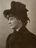 Miss Ada Rehan  Irish-Born American Actress  1888