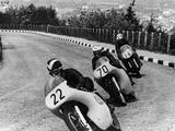 Isle of Man Senior Tt Race  1958