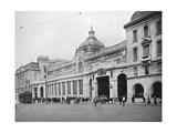 Retiro Railway Station  Buenos Aires  Argentina