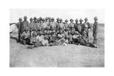 British Army C Group Detachment  Mesopotamia  Wwi  1918