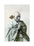 A Buddhist Priest  1904