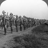 On the Long March Through Torrid Heat to Baghdad  World War I  C1914-C1917