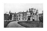 Balmoral Castle  Scotland  C1920
