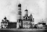 Buildings in the Moscow Kremlin  Russia  C1900-C1905
