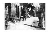 Baghdad Bazaar  1918