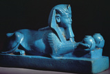 Sphinx of Amenhotep III  15th-14th Century BC