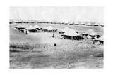 1/5 RWR Battalion Camp  Samarra  Mesopotamia  1918