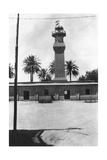 Block Tower  31st British General Hospital  Baghdad  Mesopotamia  WWI  1918