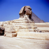 The Great Sphinx at Giza  Ancient Egyptian  C2550 BC
