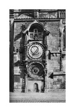 The Prague Astronomical Clock  Czechoslovakia  C1930s